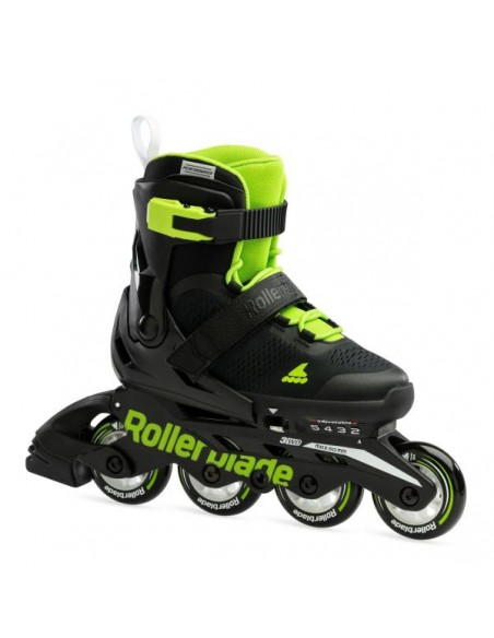 rollerblade microblade black-green