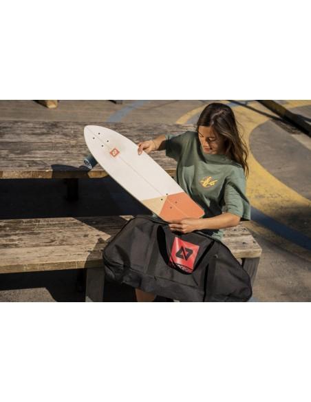 Comprar skate / surfskate bag bg drexel black