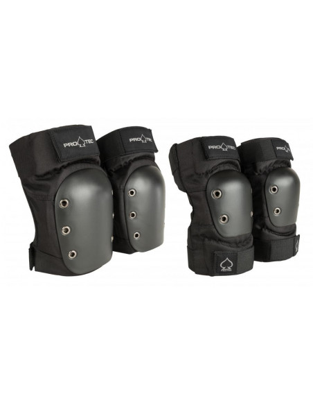 Comprar pro-tec pads street set [knee+elbow]