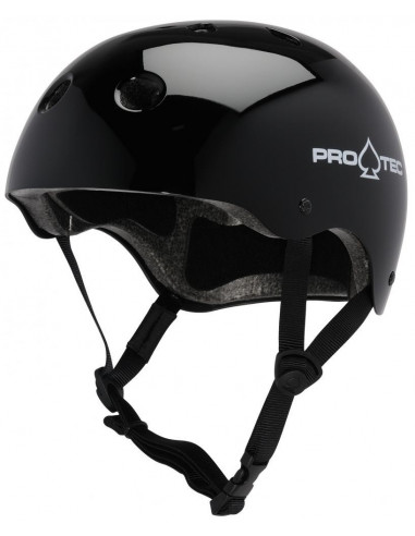 casco pro-tec classic negro