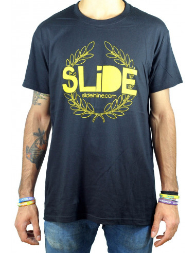 CAMISETA SLIDE LOGO