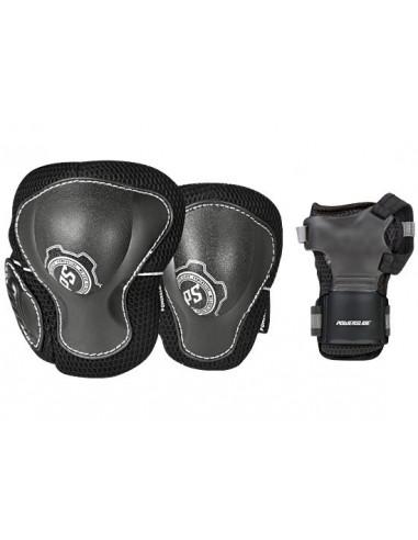 powerslide tri-pack pro air black