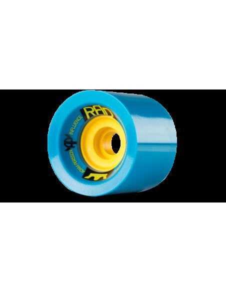Comprar rad wheels influence 70mm 78a adam persson