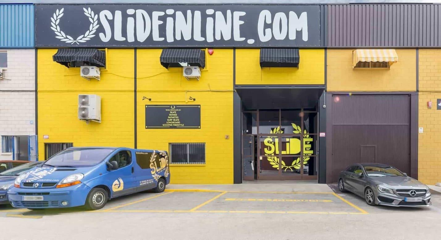 Slide Inline